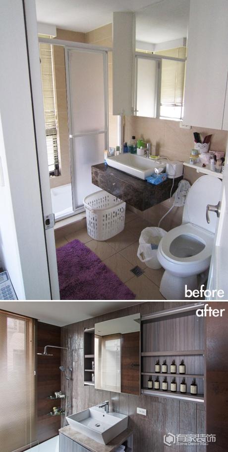 這是在有家裝修的第二套房子了 一套新房,一套舊房