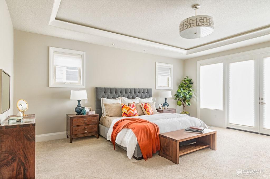 臥室裝修怎么才好看?按樣板房裝修怎么樣