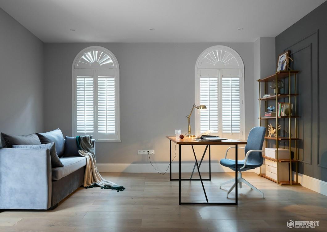 怎么裝修出歐美的家裝風格?