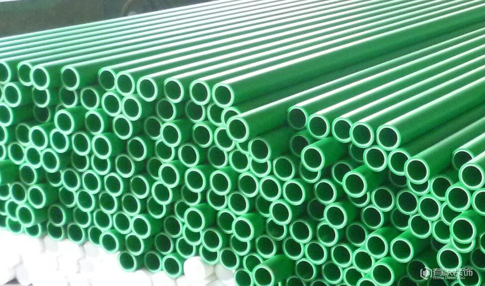一般家居裝修選用的水管材料分為哪幾種?