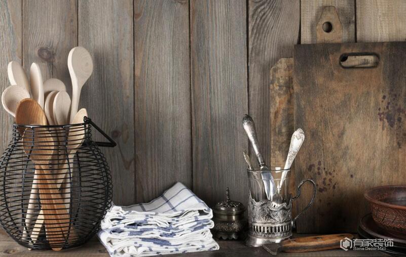 小户型创意装修,打造一个开放型厨房很巴适