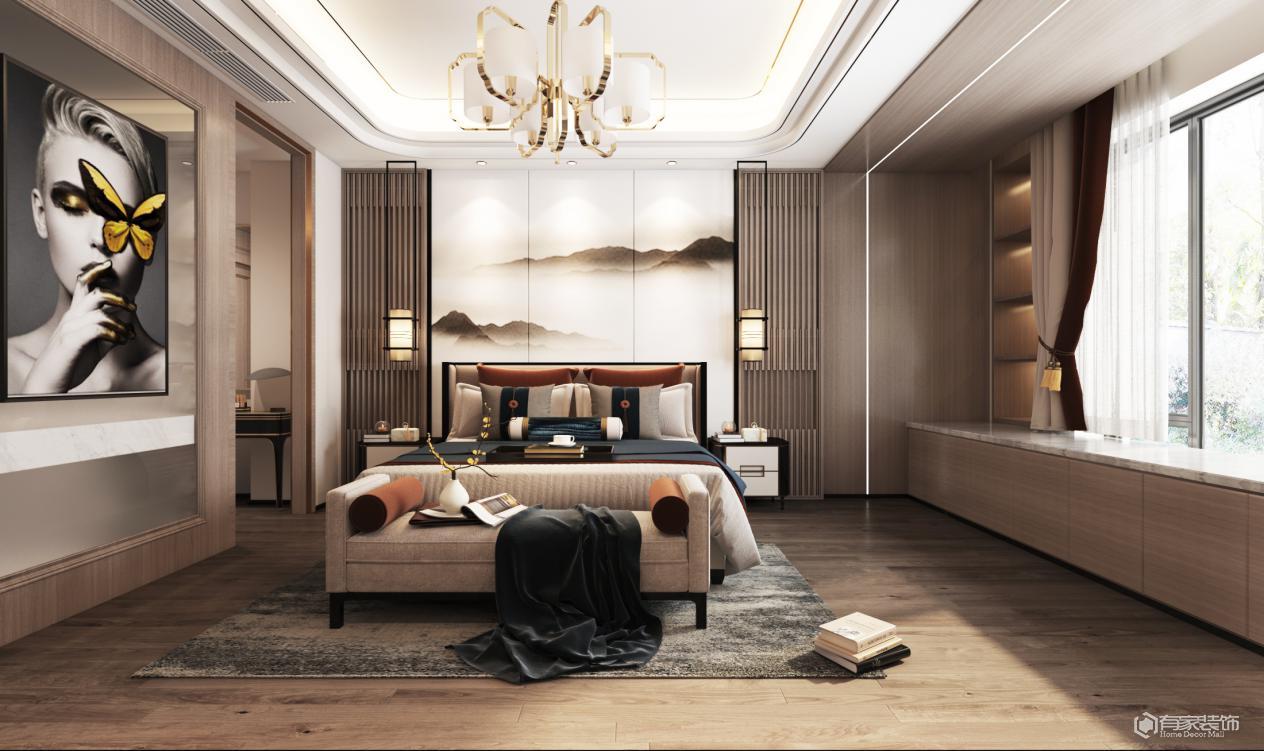 別墅混搭裝修風格 尋覓極簡化的高品質生活