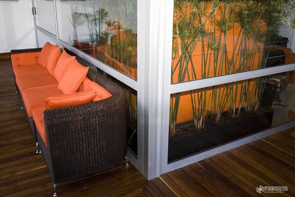 打造精致而舒适的阳台 泡泡咖啡享受静谧时光