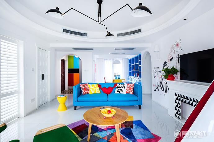 家装遵循正确颜色搭配 这并不是一件随意的事