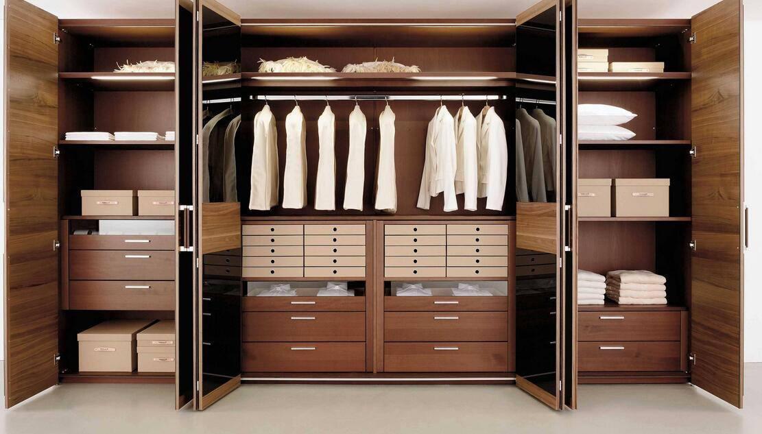 福州装修公司排行:卧室衣柜怎么选择与摆放