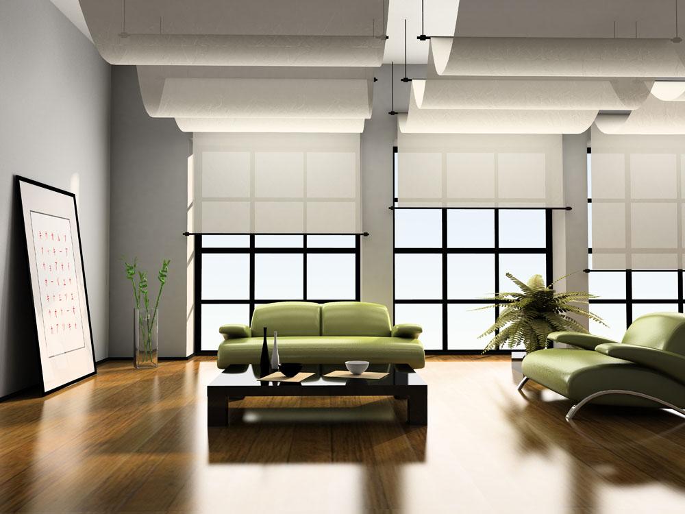 福州裝修公司:長方形客廳的裝修布局講求方法