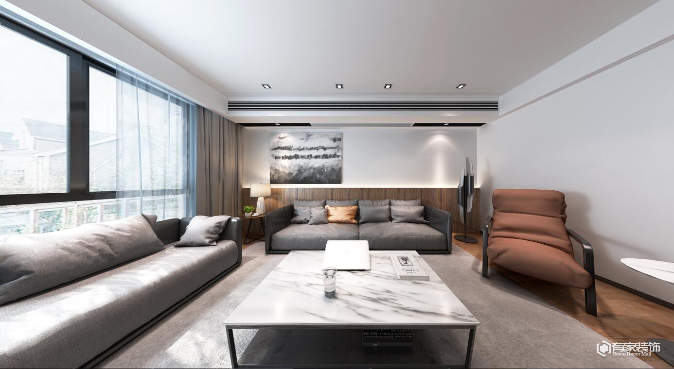 鸿园6期243平多居室其他风格装修效果图