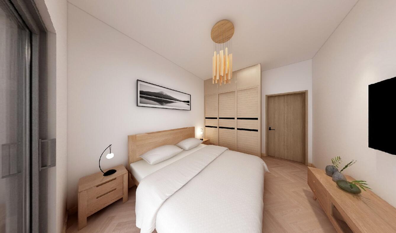 金沙湖觀邸72平三居室其他風格裝修效果圖