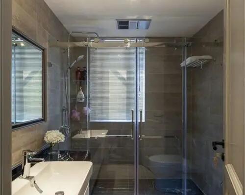 衛生間風暖裝在干區還是濕區呢?