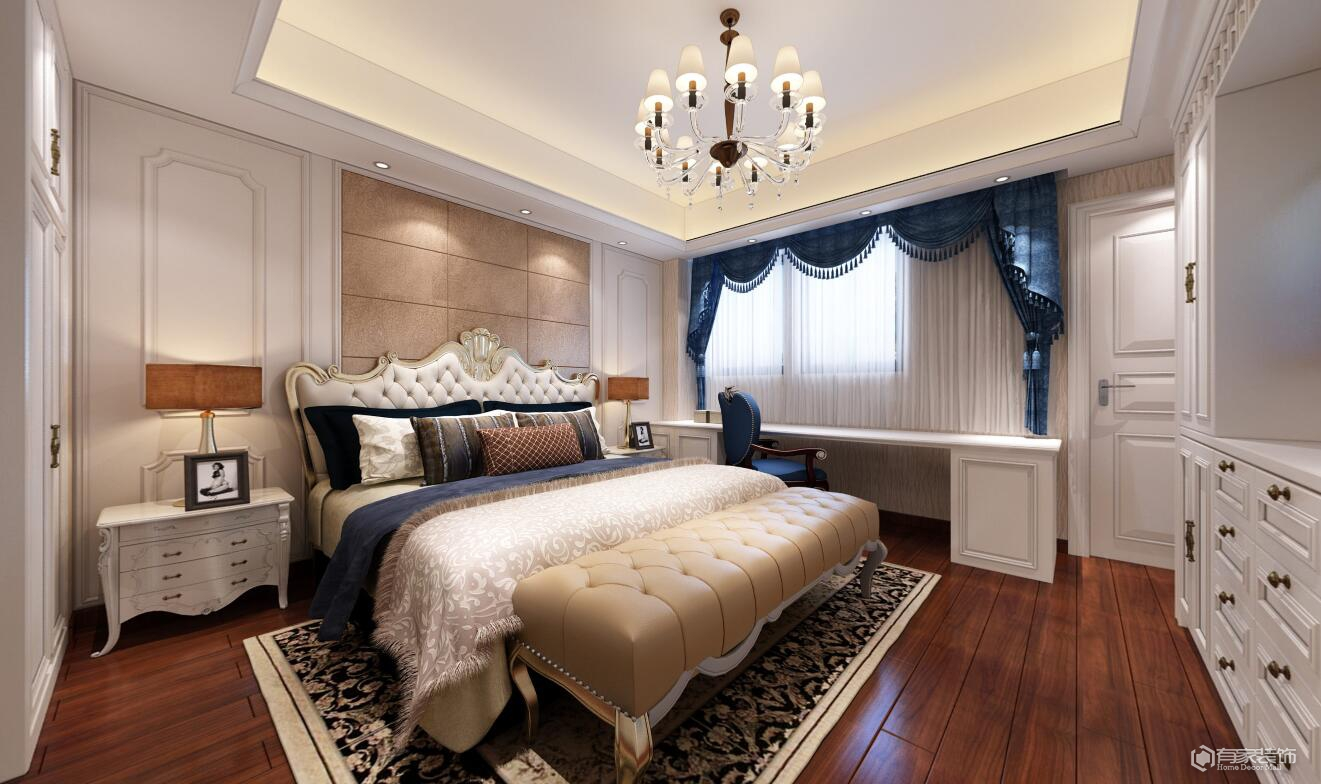 三盛·托斯卡納別墅-歐式風   采取傳統歐式的設計手法