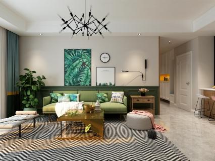 家居装修如何设计才能提高客厅视觉空间感