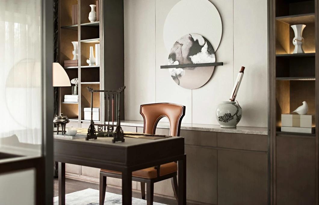 中式家裝風格如何來設計 呈現東方意境