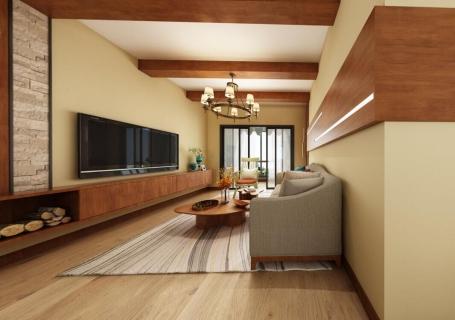福州装修公司有家装饰【婚房装修】案例:三房两厅