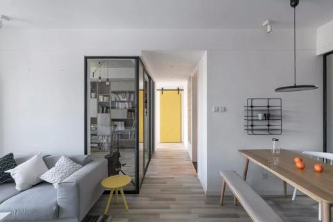 建发榕墅湾家居装修  居住品质感得到大大的提升!