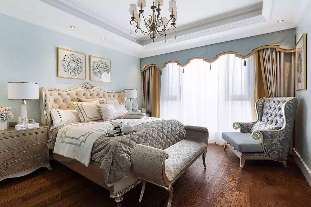 泰禾红树林180㎡优雅新古典 玄关装修有玄机