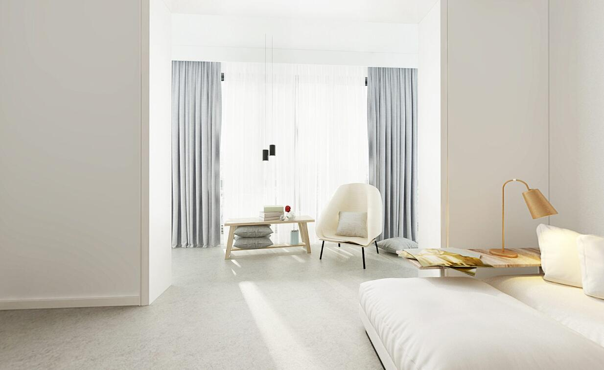 家里不同空间对瓷砖的要求都是不一样的