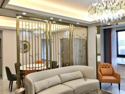 泰禾名城溫馨、舒適、時尚的現代家居裝修風格
